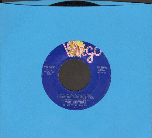 Jesters - Love No One But You/So Strange (double-hit re-issue) - NM9/ - 45 rpm Records