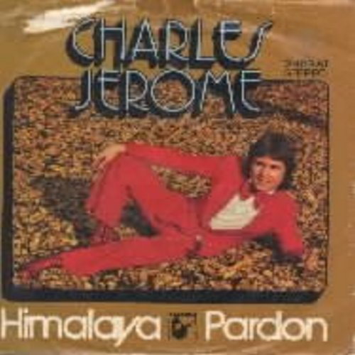 Jerome, Charles - Himalaya (German Pressing, sung in French, with picture sleeve) - EX8/VG7 - 45 rpm Records