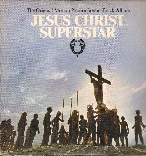 Jesus Christ Superstar - Jesus Christ Superstar - The Original Motion Picture Sound Track Album (2 vinyl STEREO LP records, gate-fold cover) - EX8/EX8 - LP Records