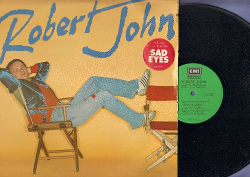 John, Robert - Robert John: Sad Eyes, Dance The Night Away, That's What Keeps Us Together, Only Time (vinyl LP record) - EX8/EX8 - LP Records