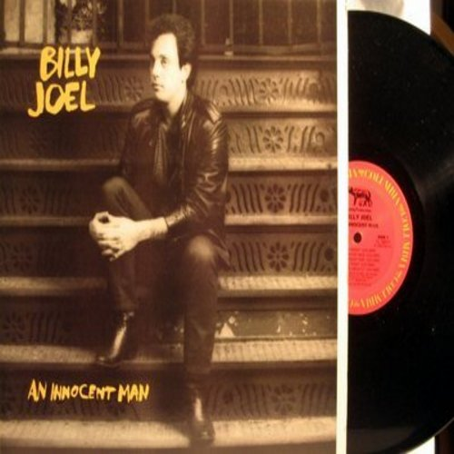 Joel, Billy - An Innocent Man: Uptown Girl, Tell Her About It, Easy Money (vinyl STEREO LP record) - M10/NM9 - LP Records