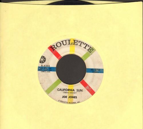 Jones, Joe - California Sun/Please Don't Talk About Me When I'm Gone - VG7/ - 45 rpm Records