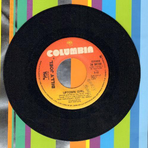 Joel, Billy - Uptown Girl/Careless Talk (Canadian Pressing) - EX8/ - 45 rpm Records