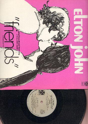 John, Elton - Friends - Original Motion Picture Soundtrack (vinyl STEREO LP record) - NM9/NM9 - LP Records