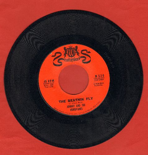 Johnny & The Hurricanes - Sand Storm/Beatnik Fly - NM9/ - 45 rpm Records