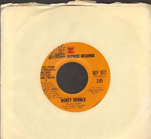 Jones, Quincy - Money Runner/Passin' The Buck (both from film -$-) - NM9/ - 45 rpm Records