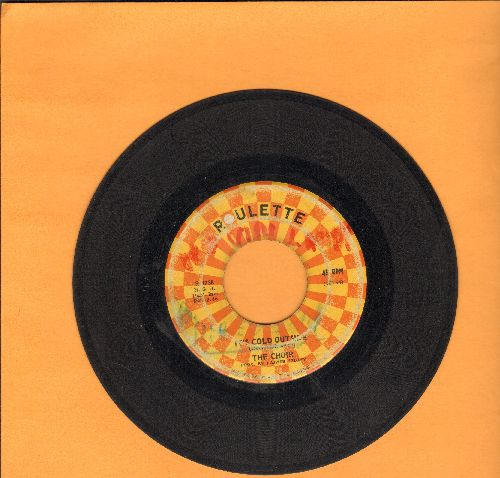 Choir - It's Cold Outside/I'm Going Home (wol) - VG6/ - 45 rpm Records