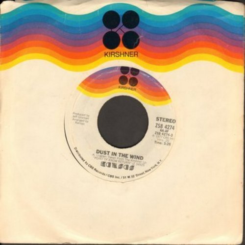 Kansas - Dust In The Wind/Point Of Known Return - NM9/ - 45 rpm Records