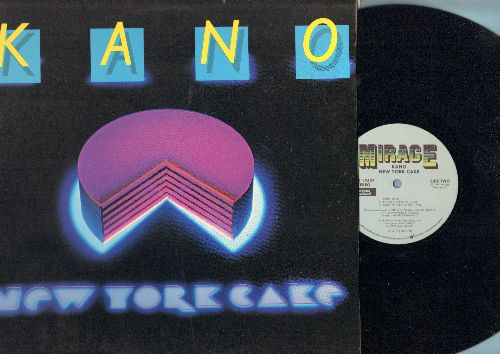 Kano - New York Cake: She's A Star, Baby Not Tonight, Party, Don't Try To Stop Me (vinyl STEREO LP record) - NM9/EX8 - LP Records
