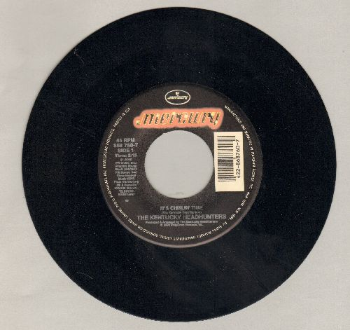 Kentucky Headhunters - It's Chitlin' Time/Dumas Walker - EX8/ - 45 rpm Records