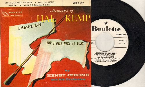Jerome, Henry & His Orchestra, Peter DeLuke & Glee Club - Memories Of Hal Kemp