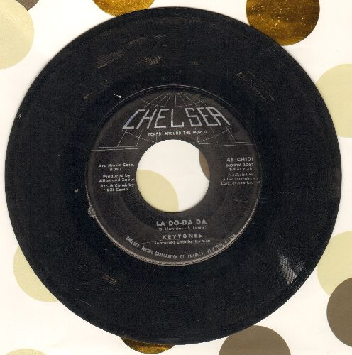 Keynotes - La-Do-Da Da/I Don't Care - G5/ - 45 rpm Records