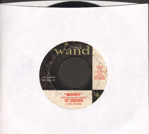 Kingsmen - Money/Bent Scepter  - VG7/ - 45 rpm Records