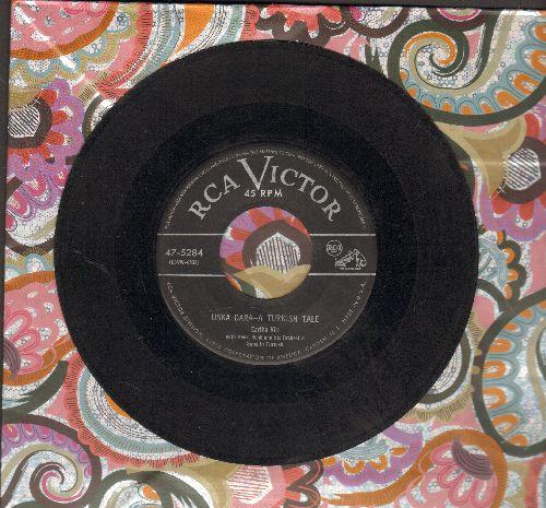 Kitt, Eartha - Uska Dara - A Turkish Tale/Two Lovers  - VG6/ - 45 rpm Records