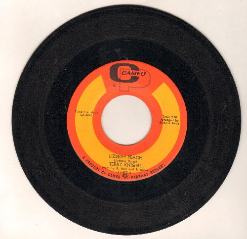 Knight, Terry - Lizbeth Peach/Forever And A Day  - NM9/ - 45 rpm Records