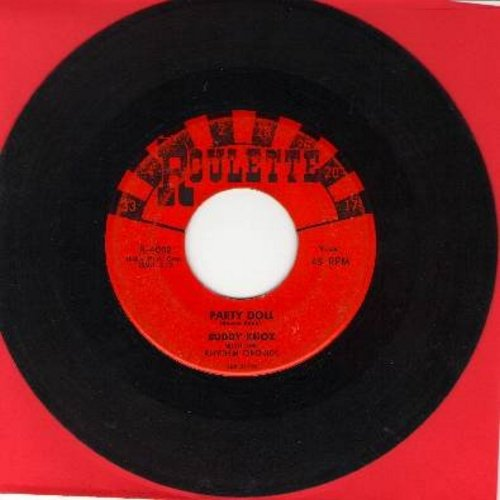 Knox, Buddy - Party Doll/My Baby's Gone (red label) - VG7/ - 45 rpm Records
