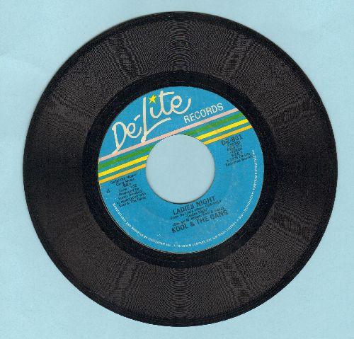 Kool & The Gang - Ladies Night/If You Fel Like Dancin' - EX8/ - 45 rpm Records