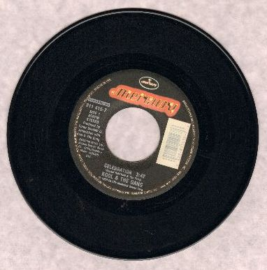 Kool & The Gang - Celebration/Take My Heart  - EX8/ - 45 rpm Records