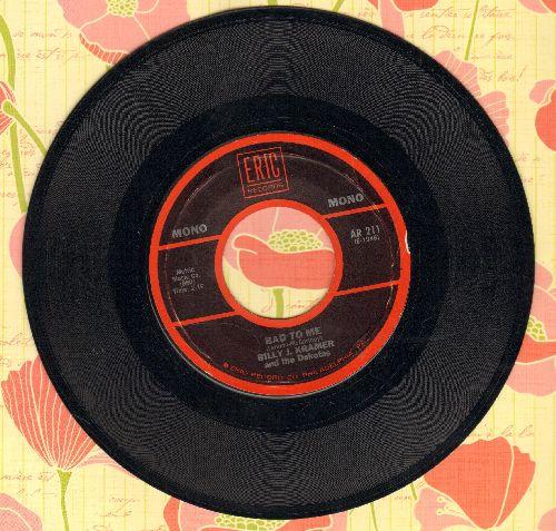 Kramer, Billy J. - Bad To Me/Little Children (re-issue) - EX8/ - 45 rpm Records