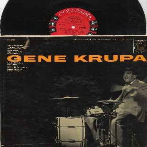 Krupa, Gene - Gene Krupa: Drum Boogie, After You've Gone, Let Me Off Uptown, Boogie Blues, Knock Me A Kiss, Disc Jockey Jump (vinyl MONO LP record) - NM9/EX8 - LP Records