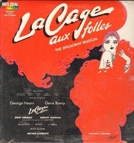 La Cage Aux Folles - La Cage Aux Folles - Original Broadway Cast Recording (vinyl STEREO LP record, Red Seal Digital pressing) - SEALED/SEALED - LP Records