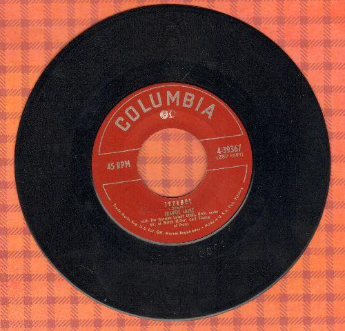 Laine, Frankie - Jezebel/Rose, Rose, I Love You  - EX8/ - 45 rpm Records