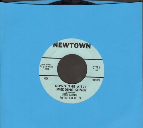 LaBelle, Patti & The Blue Belles - Down The Aisle (Wedding Song)/C'est La Vie (So Goes Life)(bb) - VG7/ - 45 rpm Records