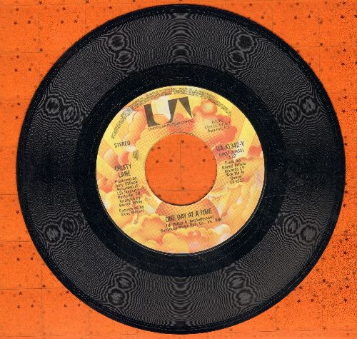 Lane, Cristy - One Day At A Time/I Knew The Mason - NM9/ - 45 rpm Records