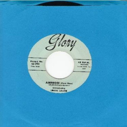 Laurie, Linda - Ambrose (Part Five)/Ooh, What A Lover! - VG7/ - 45 rpm Records