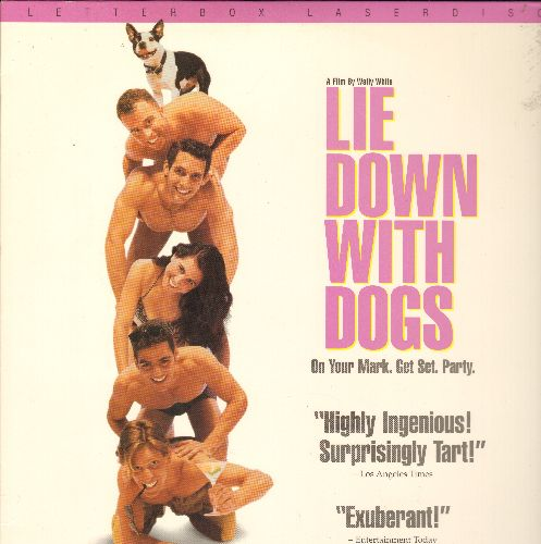 Lie Down With Dogs - Lie Down With Dogs LASER DISC VERSION - NM9/NM9 - Laser Discs