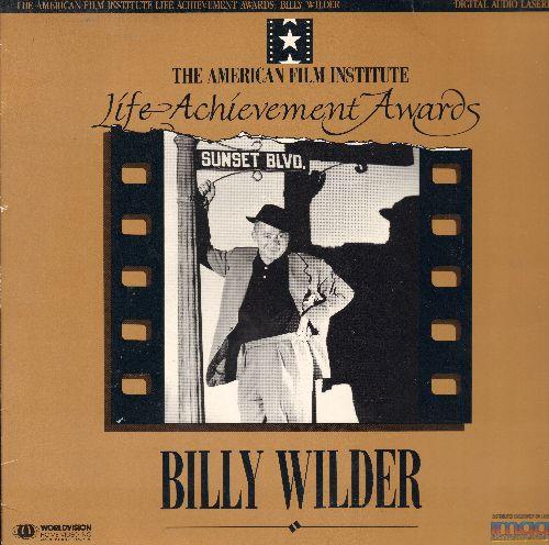 Life Time Achivement Billy Wilder - Lifetime Achievent Awards: Billy Wilder Laser Disc - NM9/EX8 - Laser Discs