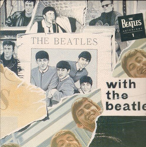 Beatles - With The Beatles Laser Disc - NM9/EX8 - Laser Discs