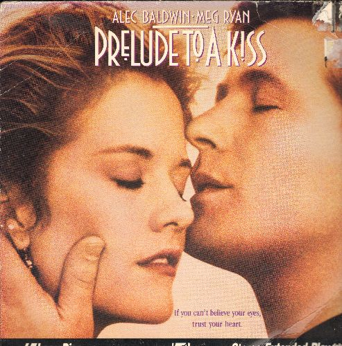 Prelude To A Kiss - Prelude to A Kiss LASER DISC VERSION Starring Alec Baldwin and Meg Ryan (soc) - NM9/EX8 - Laser Discs