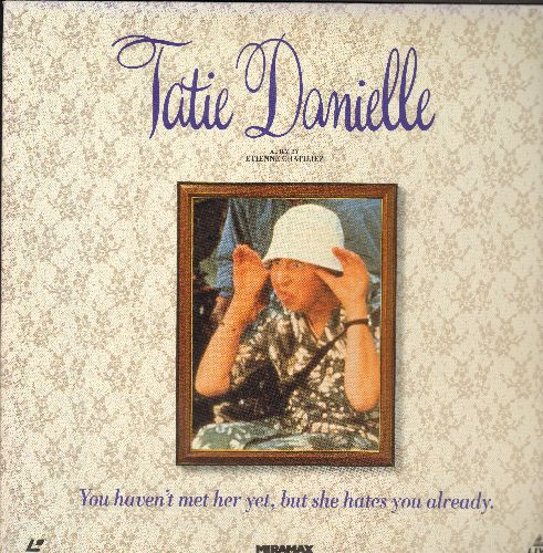 Tatie Danielle - Tatie Danielle Laser Disc - NM9/EX8 - Laser Discs