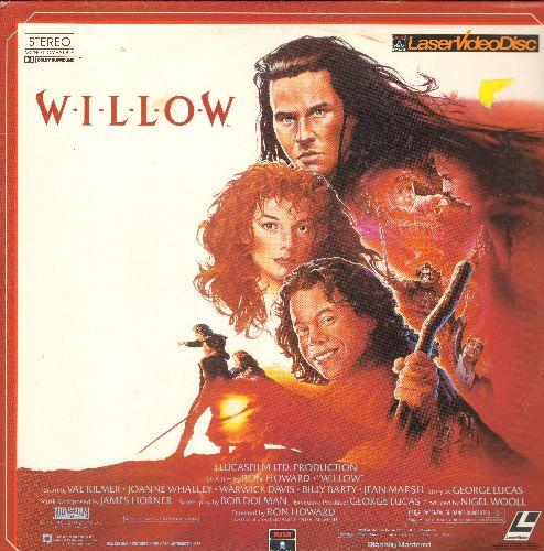 Willow - Willow Double LASER DISC VERSION (soc) - NM9/EX8 - Laser Discs