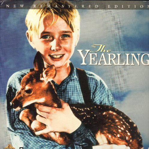 The Yearling - The Yearling - LASER DISC version of the Family Classic, New Remastered Edition - NM9/NM9 - Laser Discs