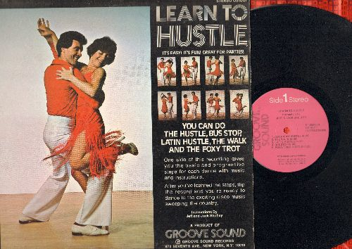 Learn To Hustle - Learn To Hustle: It's Easy! It's Fun! Great For Parties! (vinyl STEREO LP record) - EX8/EX8 - LP Records