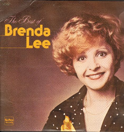 Lee, Brenda - The Best Of: I'm Sorry, I Want To Be Wanted, Is It True, Sweet Nothin's, Johnny One Time (2 vinyl STEREO LP records, Special 1970s Pressing for TV Sale) - NM9/EX8 - LP Records