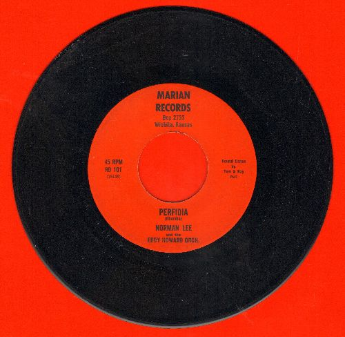 Lee, Norman & Eddy Howard Orchestra - Perfidia/Hot Pants Polka - EX8/ - 45 rpm Records