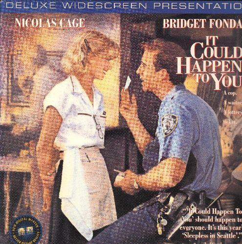 It Could Happen To You - It Could Happen To You Laser Dsic Starring Nicolas Cage and Bridget Fonda - NM9/NM9 - Laser Discs