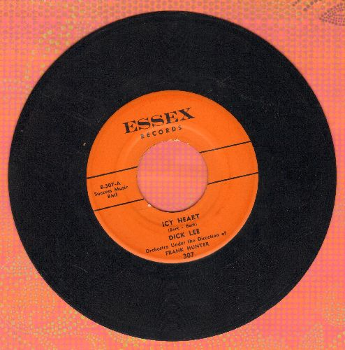Lee, Dick - Icy Heart/Cuban Love Song (1952 first pressing) - EX8/ - 45 rpm Records