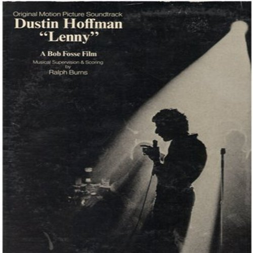 Hoffman, Dustin - Lenny - The Rise and Fall of the Great Comedian Lenny Bruce - Original Motion Picture Sound Track (vinyl LP record, never opened!) - NM9/VG7 - 45 rpm Records