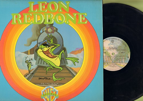 Redbone, Leon - Leon Redbone: Ain't Misbehavin', Polly Wolly Doodle, Lulu's Back In Town, Marie (vinyl STEREO LP record) - NM9/EX8 - LP Records