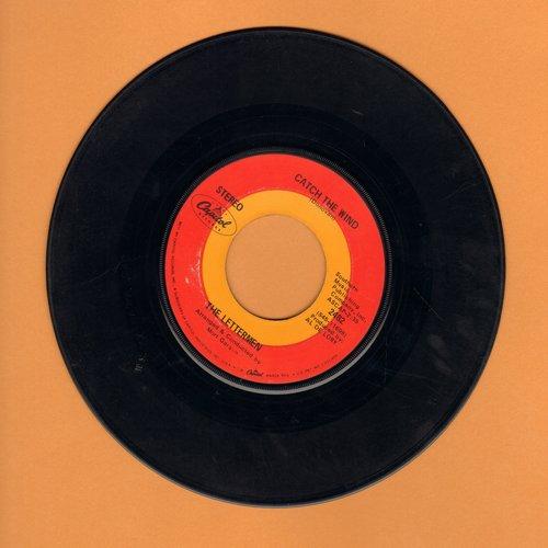 Lettermen - Catch The Wind/Hurt So Bad  - VG6/ - 45 rpm Records