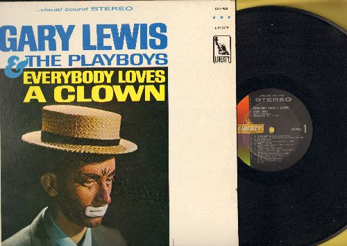Lewis, Gary & The Playboys - Everybody Loves A Clown: Mr. Blue, Chip Chip, (Til) I Kissed You, My Special Angel, Dreamin' (vinyl STEREO LP record) - NM9/NM9 - LP Records