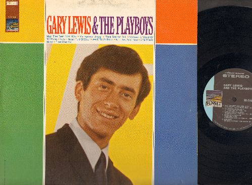 Lewis, Gary & The Playboys - Gary Lewis & The Playboys: My Special Angel, Lies, Walk Right Back, Needles And Pins (vinyl STEREO LP record) - NM9/EX8 - LP Records