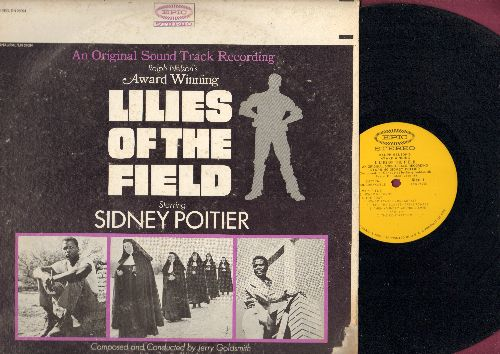 Lilies Of The Field - Lilies Of The Field - Original Motion Picture Sound Track, includes the hit -Amen- (vinyl STEREO LP record) - NM9/VG6 - LP Records
