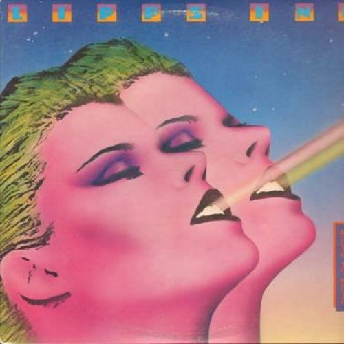 Lipps, Inc. - Mouth To Mouth: Funkytown (7:51 minutes undedited Disco Version)/All Night Dancing (8:00 minutes version)/Rock It (5:40 minutes Version)/Power (7:59 minutes version) (12 inch 33rpm vinyl MAXI Single with picture cover) - EX8/EX8 - Maxi Singl