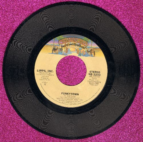 Lipps, Inc. - Funkytown/All Night Dancing (MINT condition!) - M10/ - 45 rpm Records
