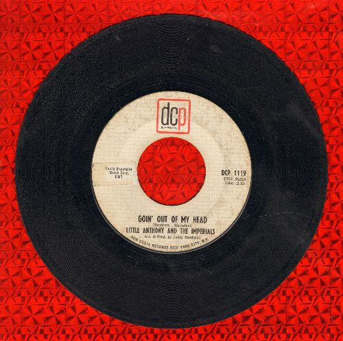 Little Anthony & The Imperials - Goin' Out Of My Head/Make It Easy On Yourself - VG7/ - 45 rpm Records